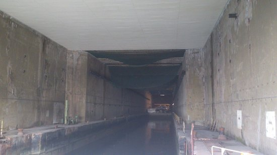 Flore Submarine base: Bunker