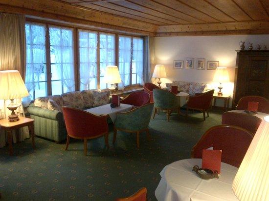 Hotel Steinbock: Relax room