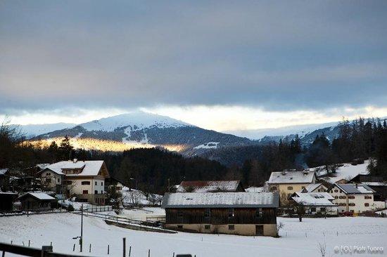 Gasthaus Roessli Versam: view