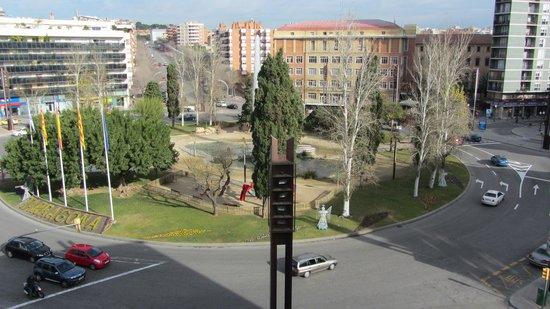 Hotel SB Ciutat de Tarragona: Vistas desde la Habitación