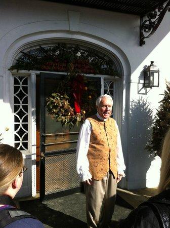 Boone Hall Plantation : Bob, awesome tour guide