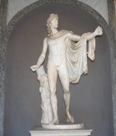 an analysis of the david a sculpture by michelangelo Michelangelo paid attention in anatomy class – just as the size of the david was unprecedented, so was the anatomical correctness i am not just talking about the proportion of his body or even his beautiful face.