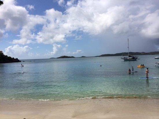Secret Harbour Beach Resort: Beach
