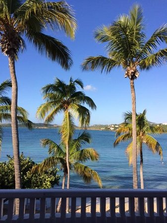 Secret Harbour Beach Resort: View from the room