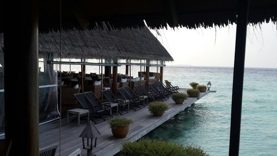 Gangehi Island Resort : Kandu Bar