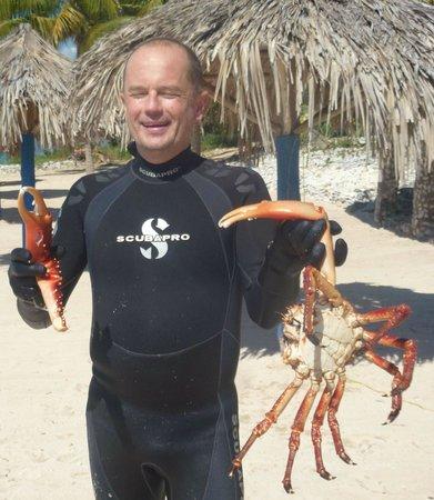 Ancon Beach: Guter Fang