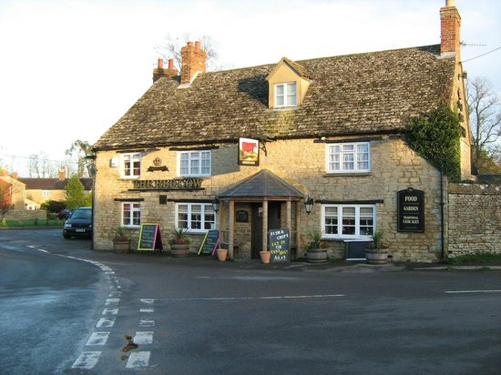 The Red Cow Public House: The Red Cow Chesterton