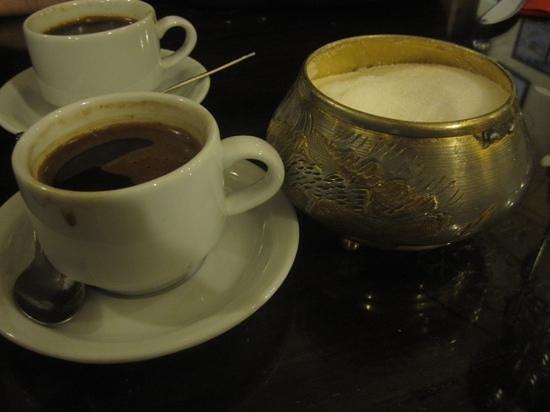 Beirut: Libanesischer Kaffee