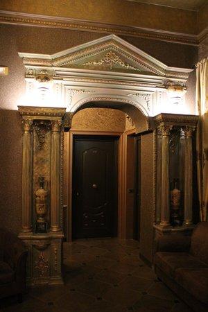 Antica Dimora delle Cinque Lune : Холл 5 этажа