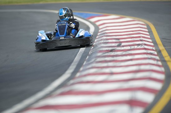 Adult Rental Karts are perfect for group, corporate team building