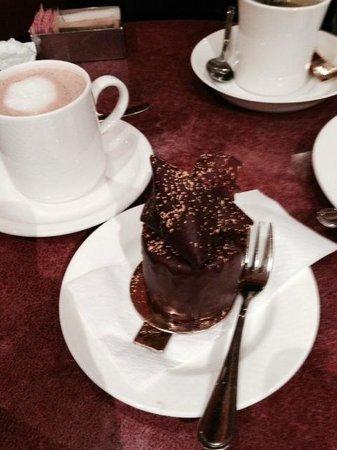 Tea-Room Martel: cake 2