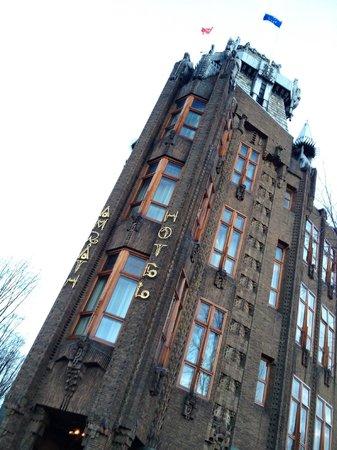 Grand Hotel Amrath Amsterdam: Hotel da vicino