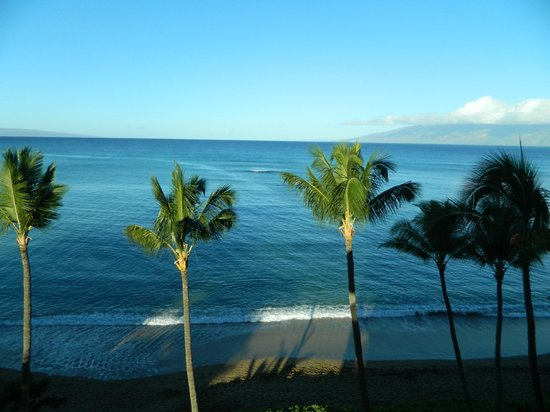 Sands of Kahana : View from my balcony