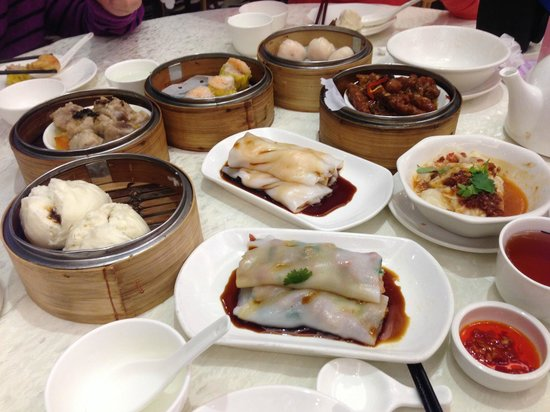 Dim sum breakfast picture of joy cuisine tsim sha tsui for Cuisine x hong kong