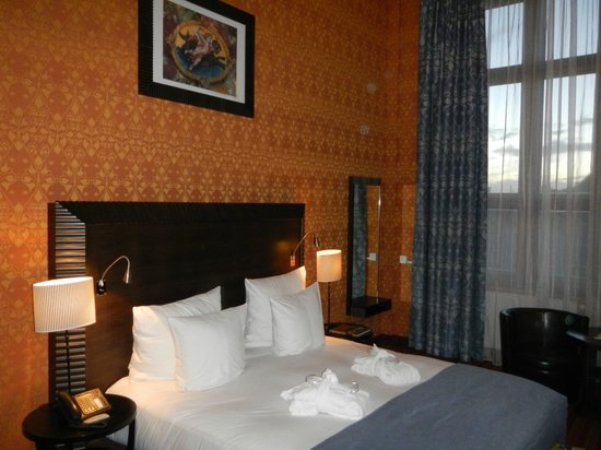 Grand Hotel Amrath Amsterdam: Camera