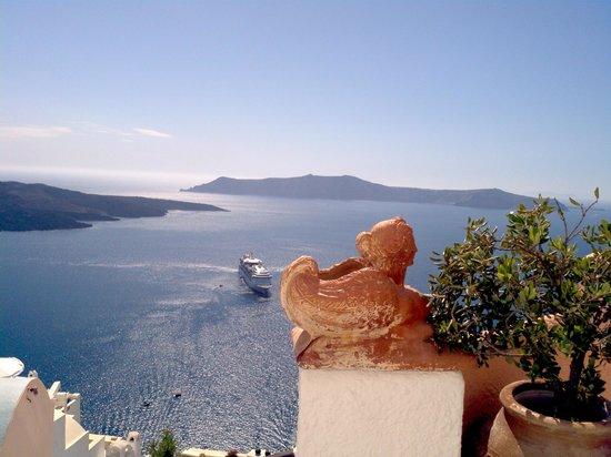 Hotel Kavalari: View from Hotel