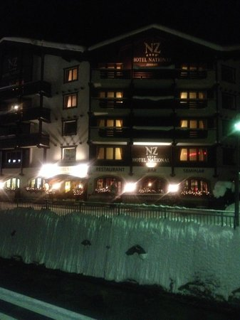 Hotel National Zermatt: Hotel National