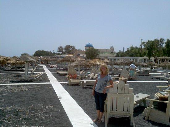Hotel Kavalari: Nearby beach