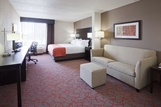 Holiday Inn Express Hotel & Suites Bloomington West: King Guest Room