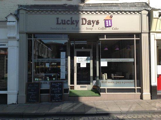 Lucky Days Cafe 1 Church Street Lucky Days