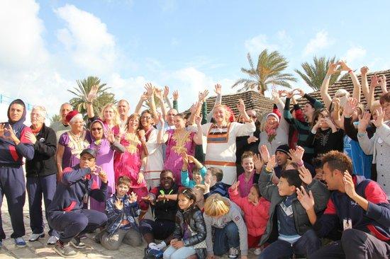 Winzrik Resort & Thalasso Djerba : groupe