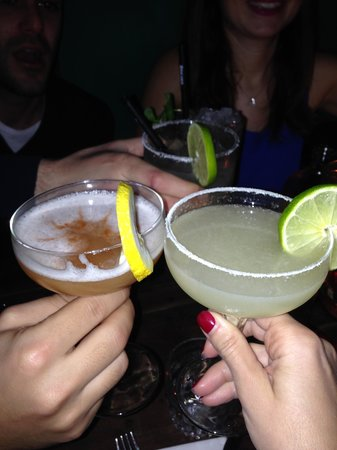 Rose's Cantina : drinks drinks drinks