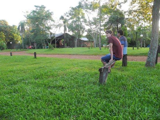 Don Mocona Virgin Lodge: La posada