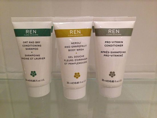 The Mistley Thorn: REN Toiletries