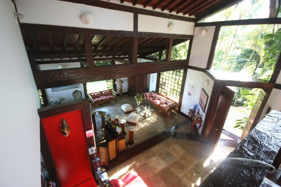 Tropico de Capricornio: Main Reception Area