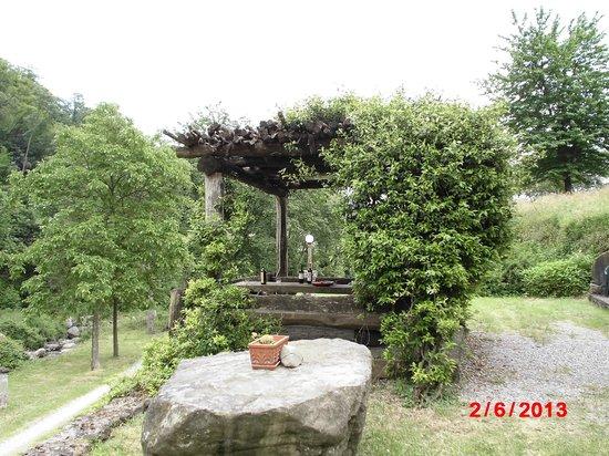 Agriturismo Barbicaio: sitting outside the Molino