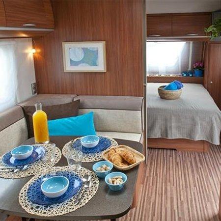 Caravan INN: Alquiler caravana en camping Costa Brava
