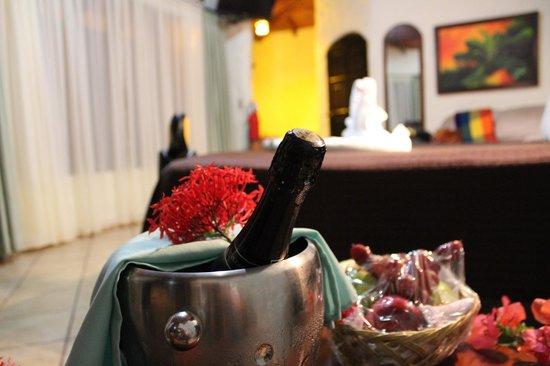 Arenal Volcano Inn : Habitación Suite