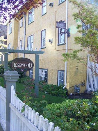 Rosewood Victoria Inn: Rosewood