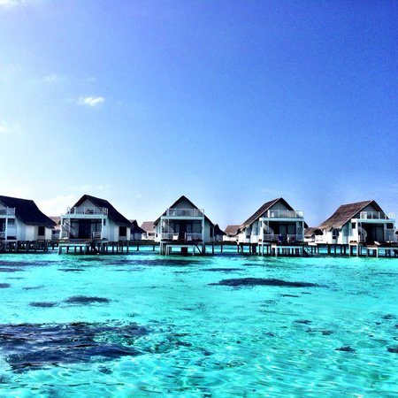 Centara Grand Island Resort & Spa Maldives : Water Villas