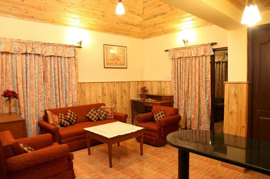 Pine Borough Inn : cozy lounge