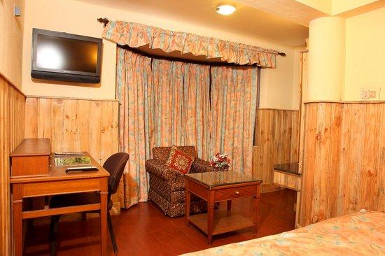 Pine Borough Inn : room!!!