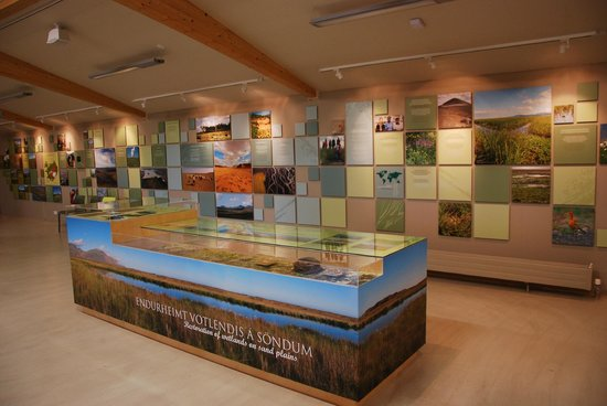 The Visitor Centre Sagnagardur: Visitor Centre Sagnagardur