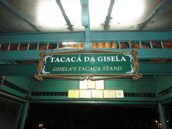 Tacaca da Gisela: Melhor Tacacá de Manaus