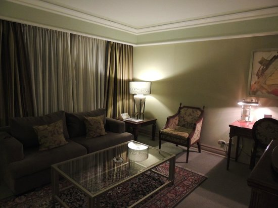 Hotel Regal Pacific: Quarto