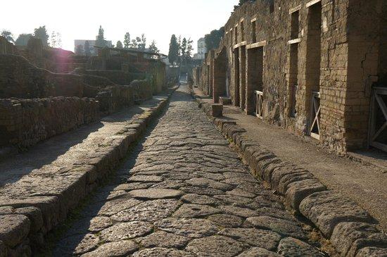 Ercolano, Italie : Herculaneum