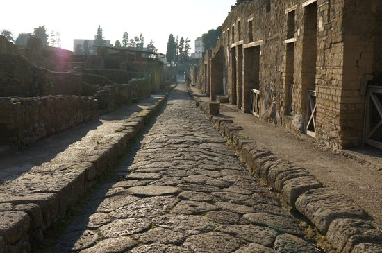Ercolano, إيطاليا: Herculaneum