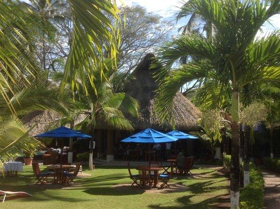 Bahia del Sol Beach Front Boutique Hotel: Dining area at Bahia del Sol