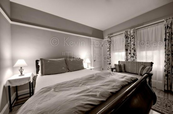 Casa Bella Inn: Bedroom