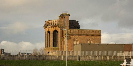 Everton Water Tower: Victorian Water Tower at Everton, Liverpool
