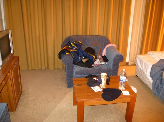 Spa Hotel Emerald: room