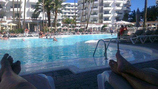 Hotel Servatur Waikiki: Pool