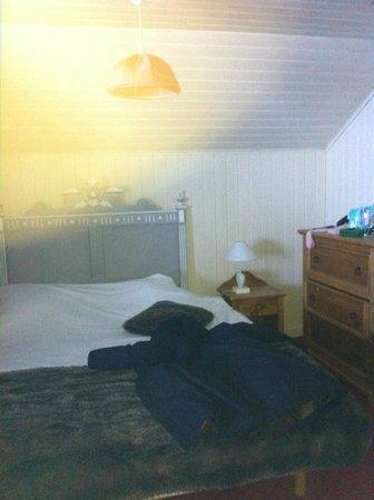Hotel U'Fredy: camera quadrupla