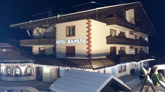 Hotel Jan Maria : Foto del 01/01/2014