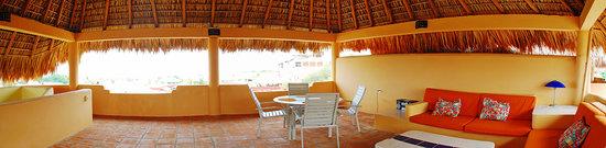Villas Chakaron: Villas palapa