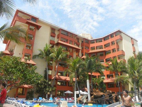 Luna Palace Hotel & Suites : edificio